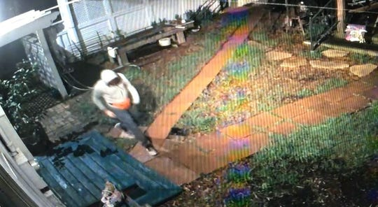 The Shreveport Police Department is asking for help in identifying this suspect who is wanted in connection to a vehicle burglary in the 500 block of Wilkinson Street in late February.