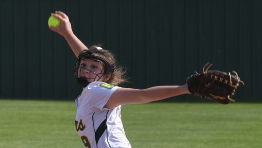 Captain Shreve hosts Walker in the second round of the LHSAA Class 5A state softball playoffs.