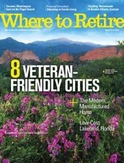 Where to Retire Magazine named Bossier as top city for retirement for veterans.