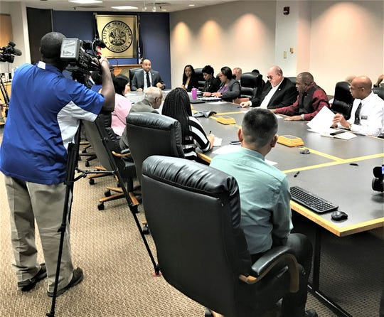 Monday, the City Council listened to a an audit report that recommended setting a minimum percentage of how much the city should be covered in property insurance. At $50 million, the city is currently covered 96% less than the actual value of city property.