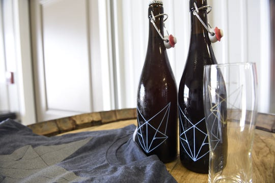 The Sioux Falls-based owners of Covert Artisan Ales bring a Belgian-influenced style to their limited release beers. The business started brewing in September at its western Sioux Falls warehouse space.