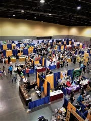 Visioncon will be held Friday through Sunday at the Expo Center.
