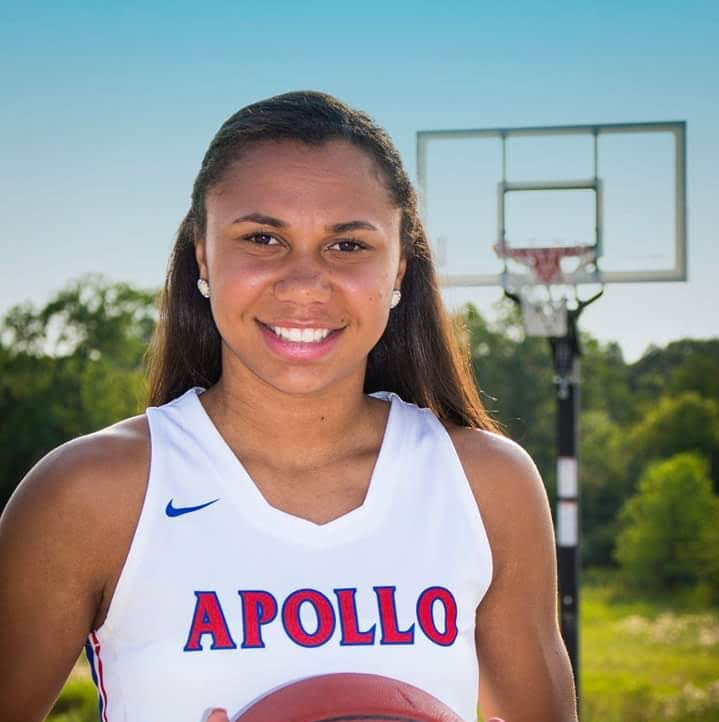 St. Cloud Apollo's Washington repeats as Times All-Area Girls Basketball Player of Year