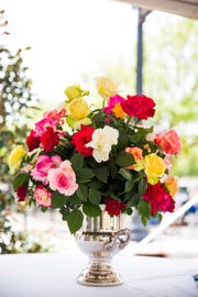 The 98th Annual Rose Show and Festival kicks off April 25-27 with food, music and flowers.