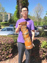 Ben Chen, 15, of Tallahassee ranks as one of the best chess players in the nation in his age group. He currently holds the title of United States Chess Federation (USCF) Candidate Master.