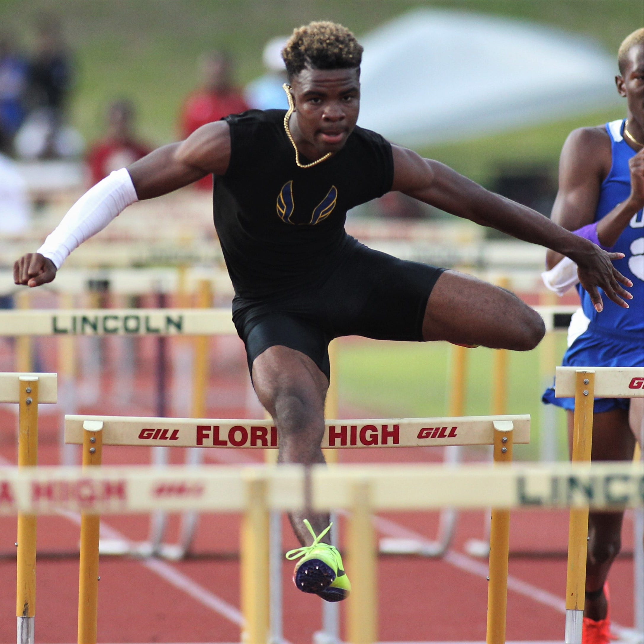 Bryant leads Rickards' regional runner-up with U.S. No. 1 in 300m hurdles