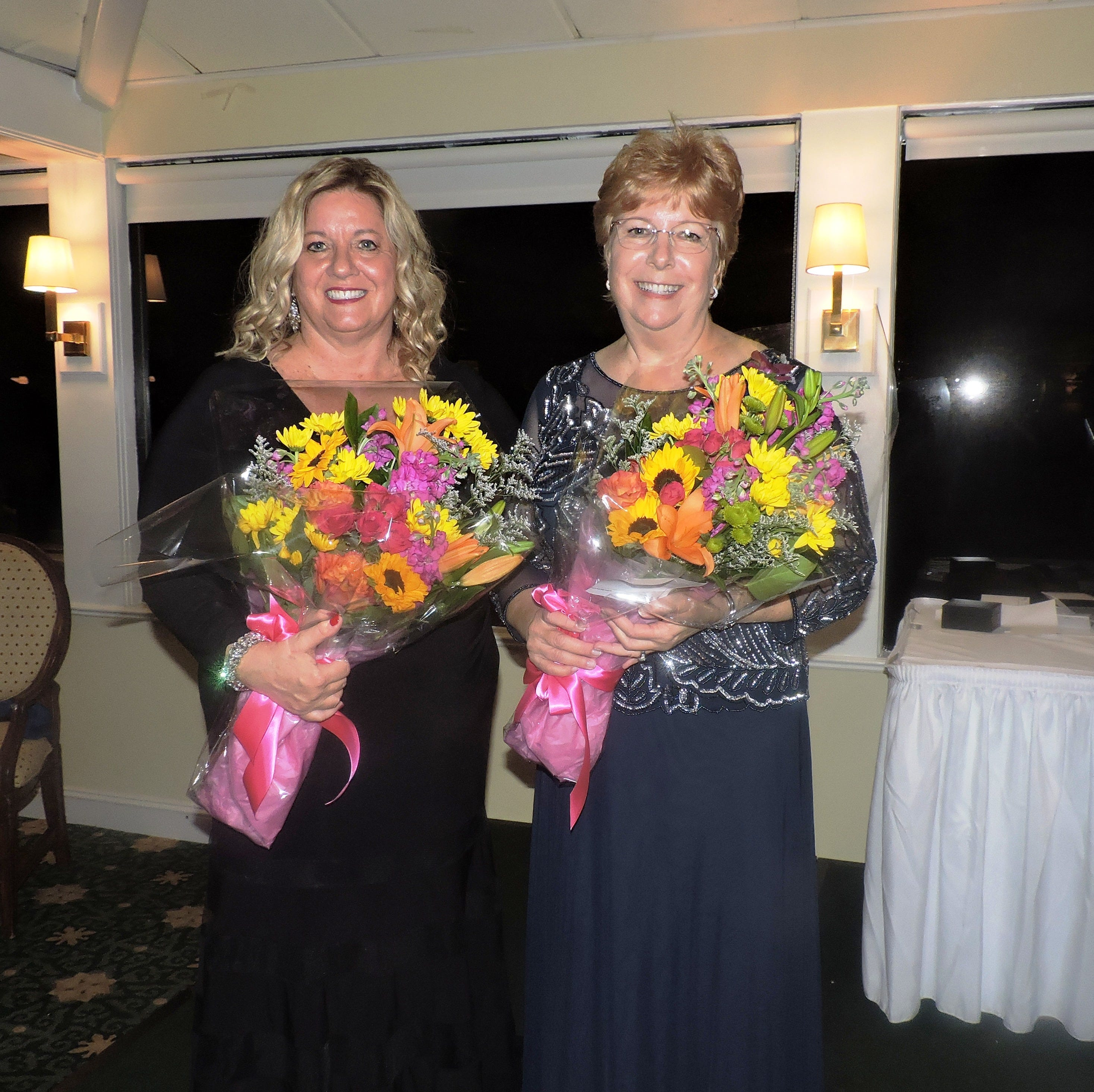 Stuart Soroptimist celebrate 2019 Women of Distinction