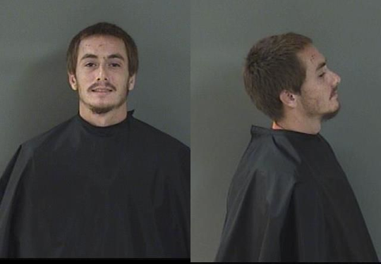Gene Lee Franklin II, 27, of Vero Beach, was charged with attempted murder after deputies said he fired a gun at a neighbor during an argument. He was arrested Monday after a stand-off with deputies at his home on Sixth Street.