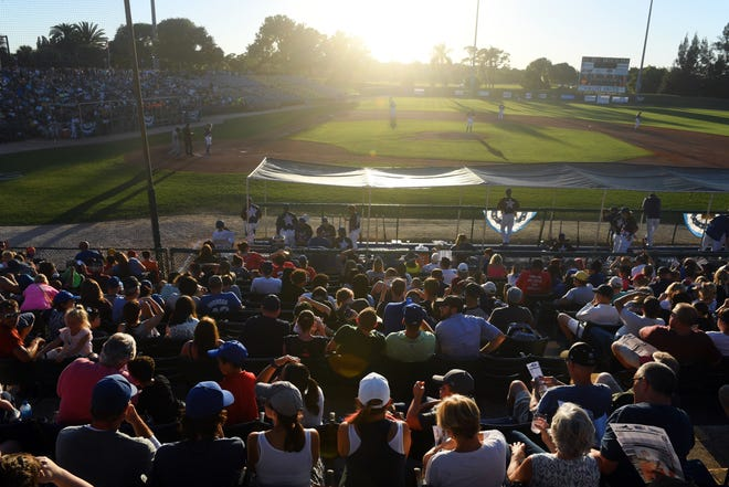 The St. Lucie Mets welcome fans back for Opening Day on May 4, 2021.
