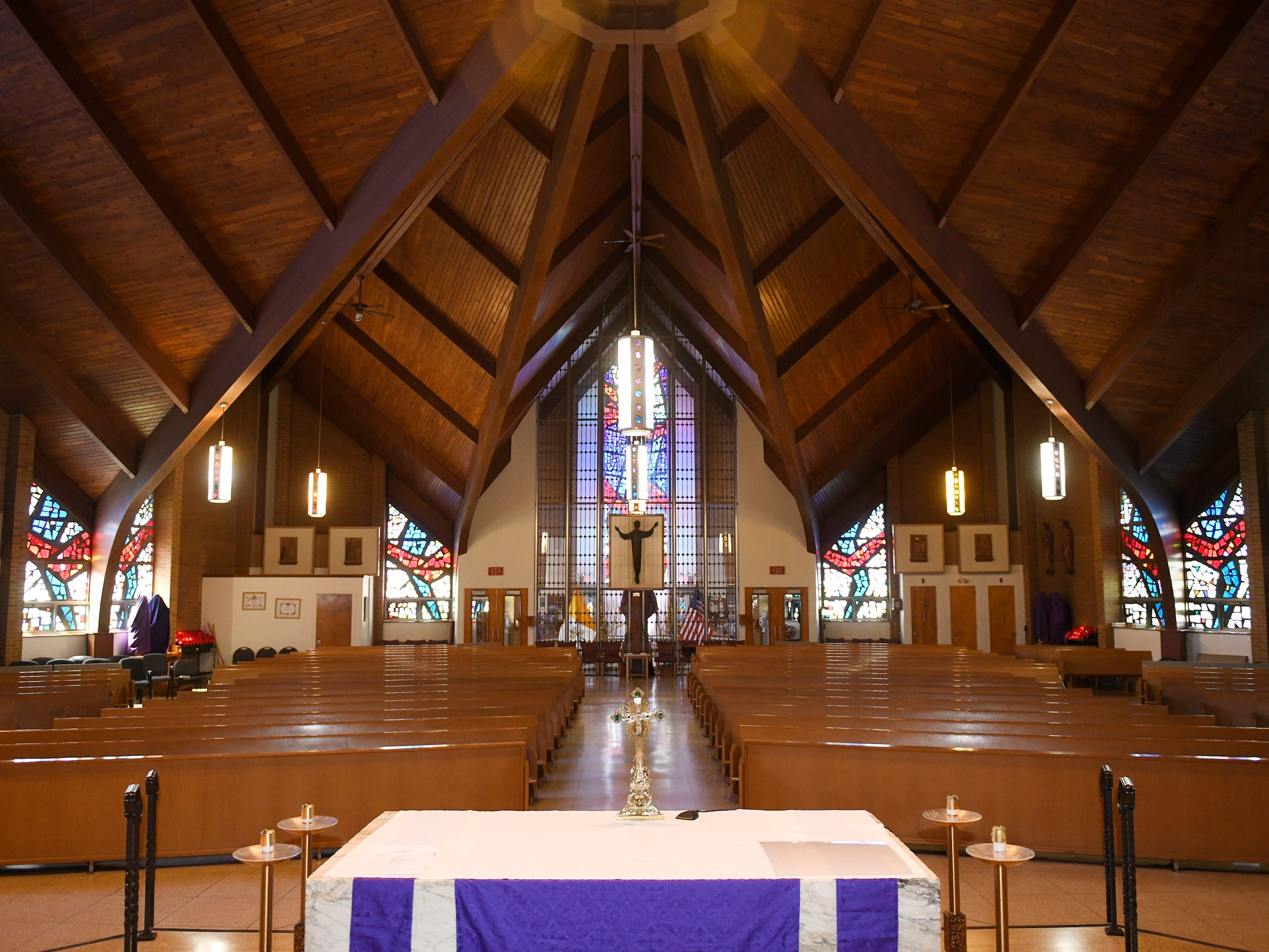 Our Lady of Pompeii Roman Catholic Church in Vineland, founded in the early 1900s, serves the descendants of the Southern Italian immigrants.