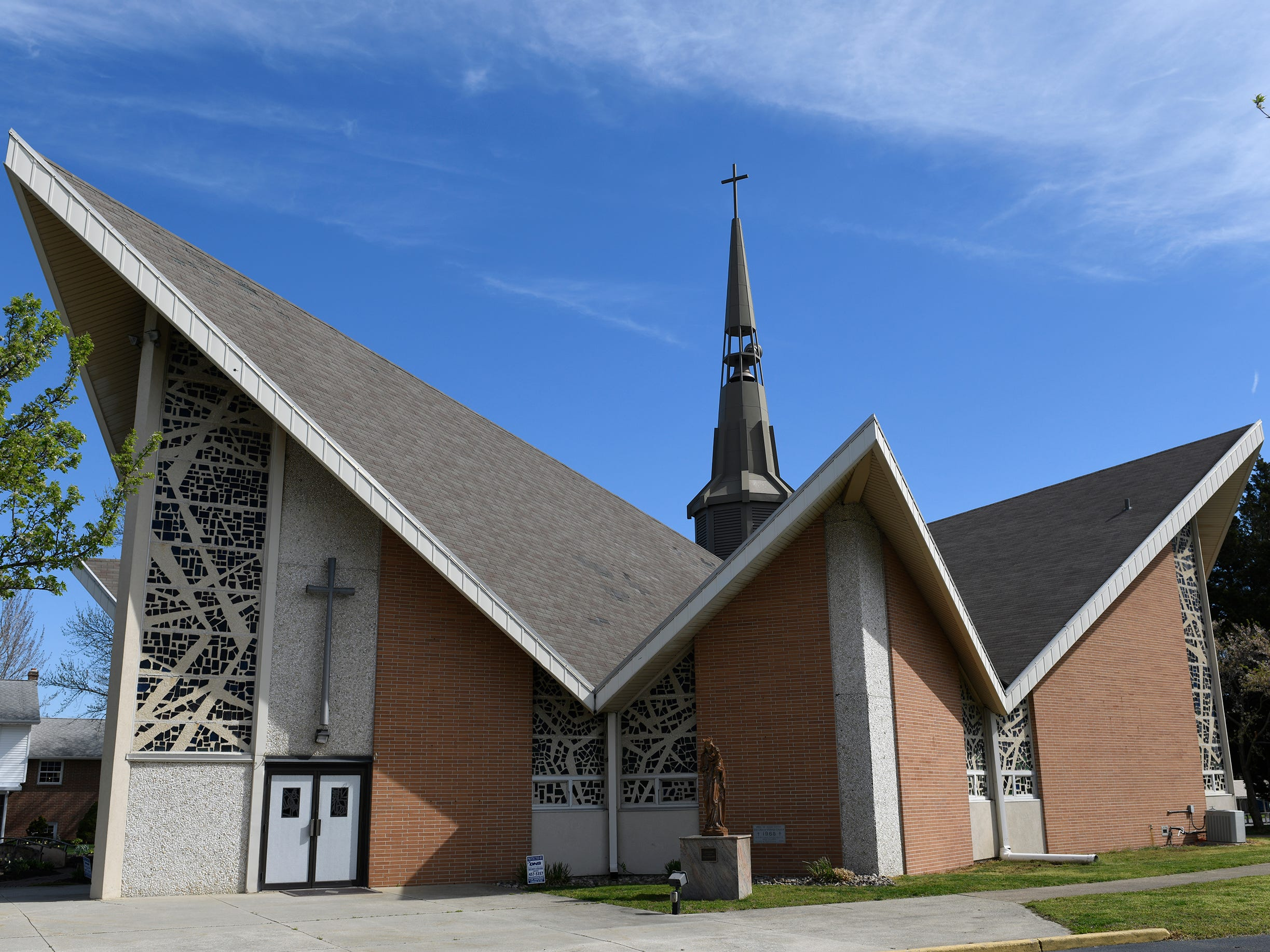 PHOTOS: Take a look inside Our Lady of Pompeii Roman Catholic Church in Vineland