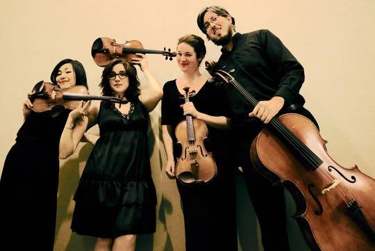 The Solar String Quartet