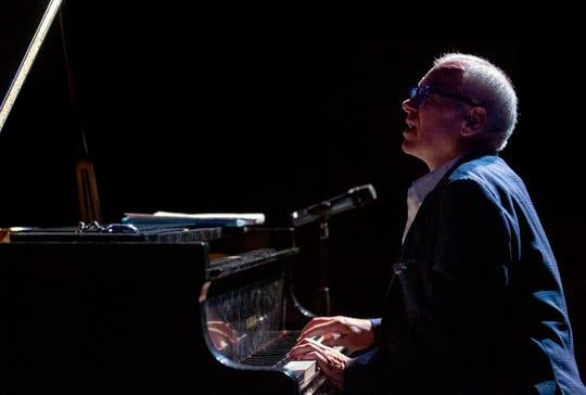 Pianist Laurence Hobgood