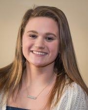 Concord sophomore Rylee Waslyn won the Delaware Online Athlete of the Week voting for Week 7 of the winter season.