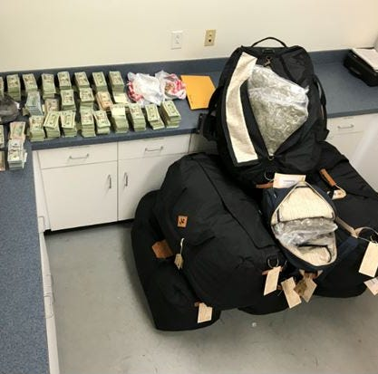 California man arrested with more than 200 pounds of marijuana in Dagsboro, police say