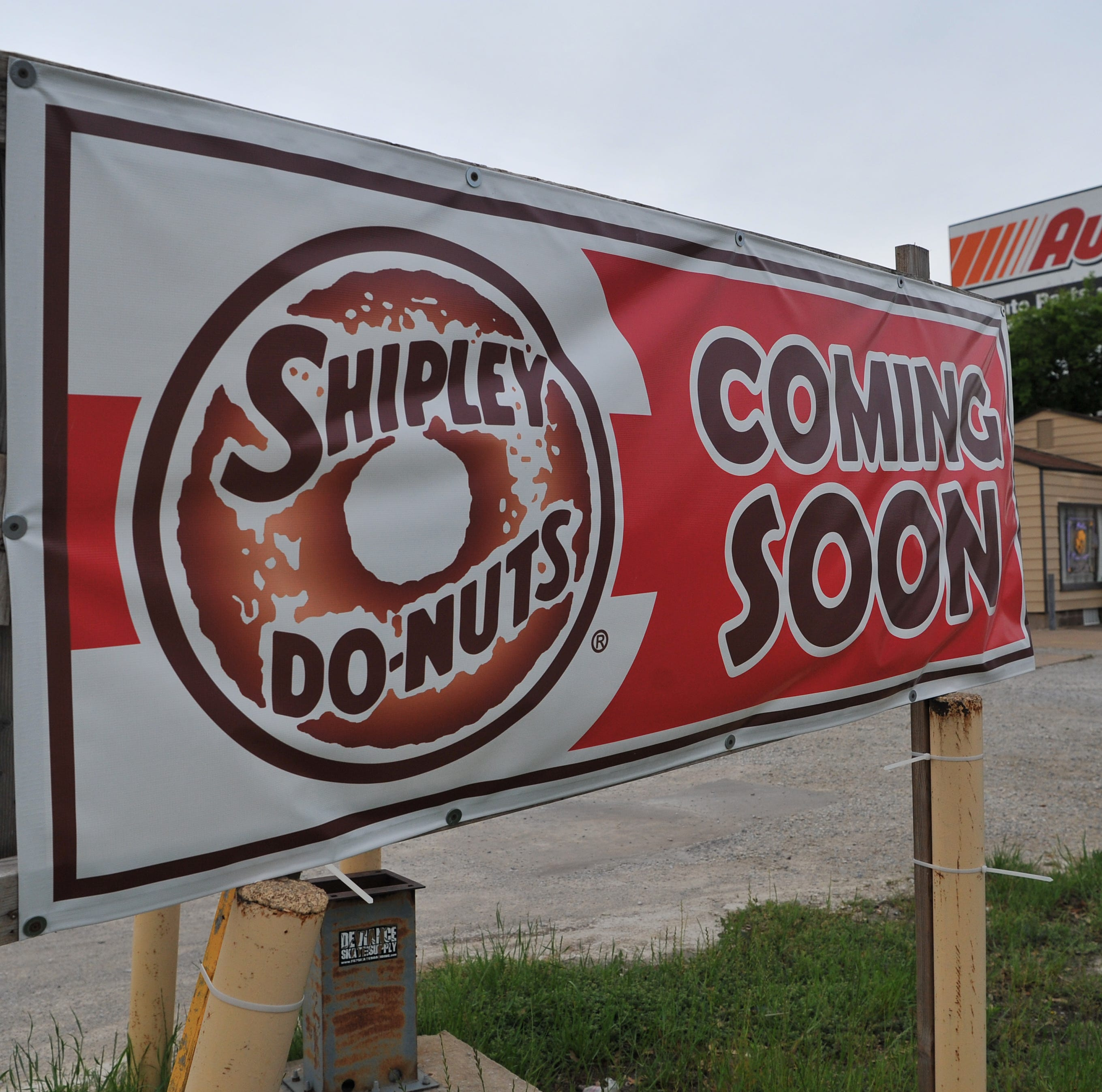 Is Wichita Falls about to get another doughnut shop?