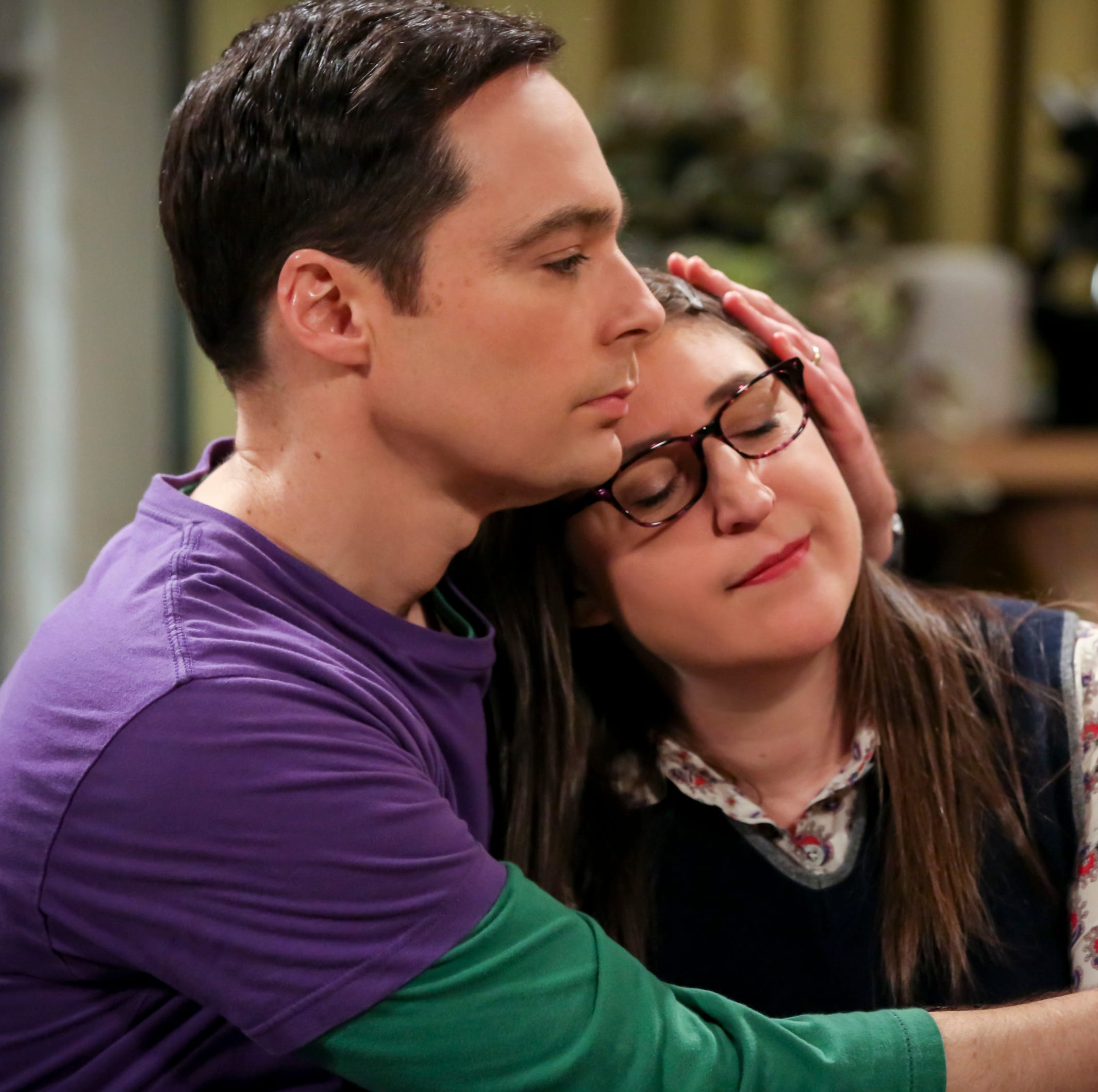 It's been a long, often slow-moving process, but the relationship between Sheldon (Jim Parsons), left, and Amy (Mayim Bialik) has made great progress over the years.