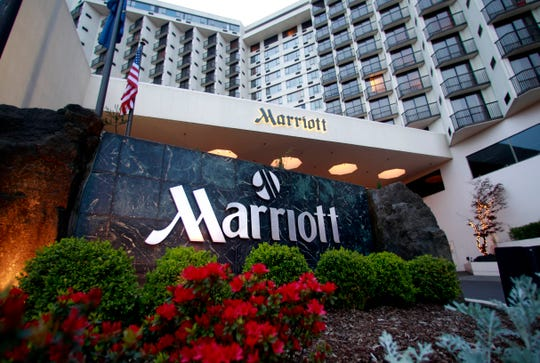 Portland Marriott Downtown Waterfront in Portland, Ore.