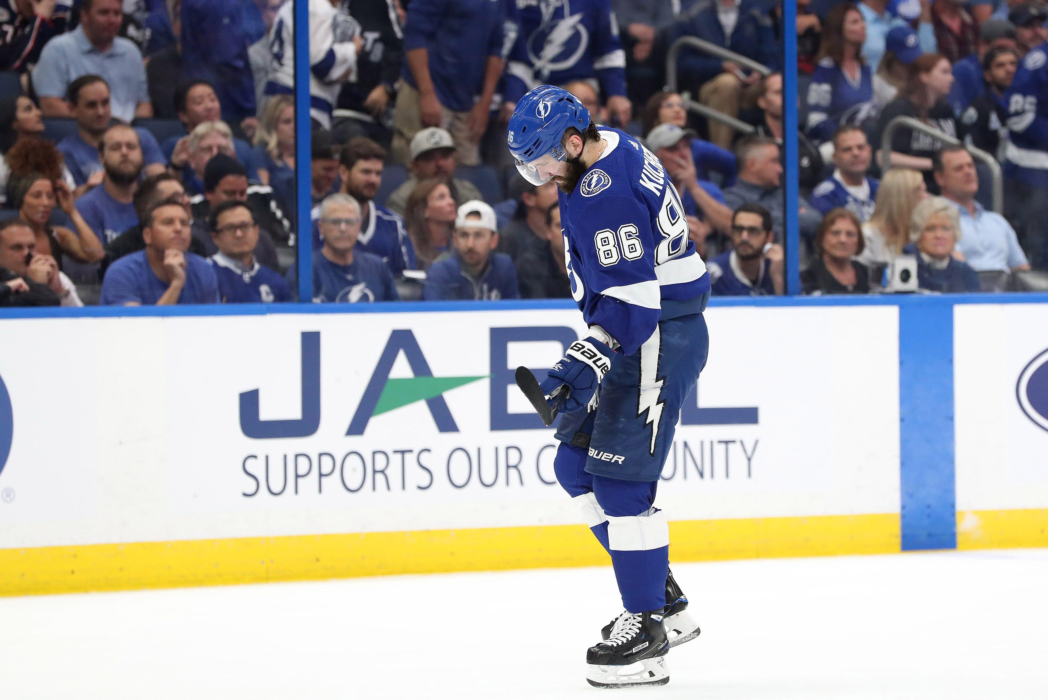 Lightning, NHL's top regular-season team, gets swept: Here are 8