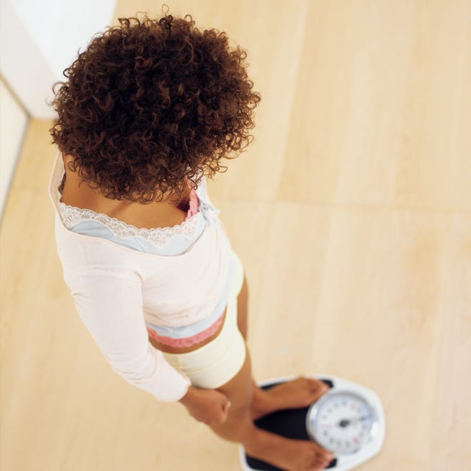 Hitting a weight loss plateau may actually be a good sign.