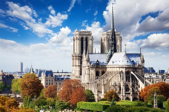 Notre Dame Cathedral architecture: French Gothic style explained
