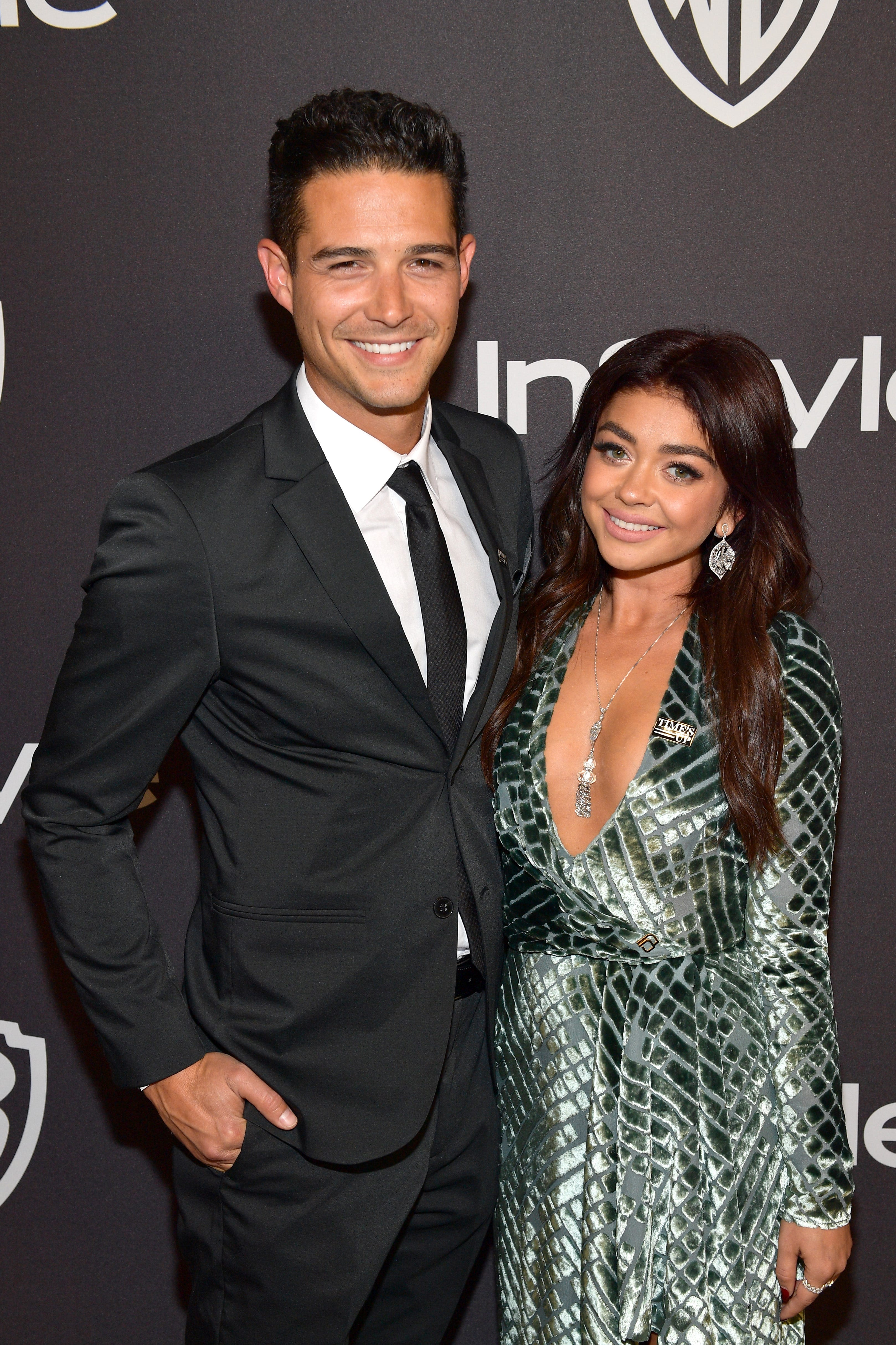 Sarah Hyland reveals how her health issues 'set a tone' for relationship with Wells Adams