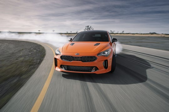 Since its debut nearly two years ago, the Kia Stinger quickly become a crowd favorite, according to the company.  Limited to just 800 units, the special edition Stinger GTS has an all-wheel-drive system.