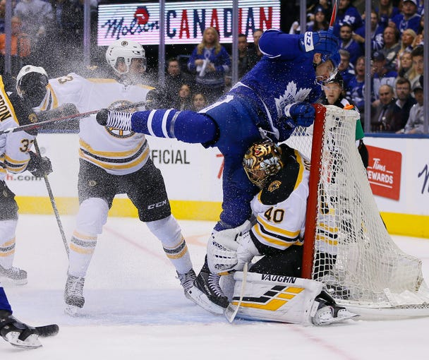 Boston Bruins Latest Victims Of Embarrassing NHL Officiating