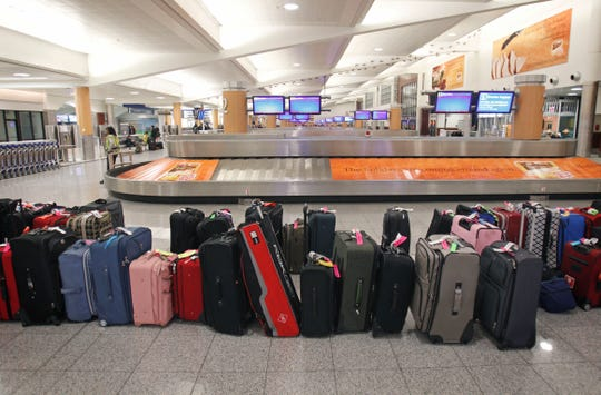 Airline baggage fees have been on the rise, with four major U.S. airlines boosting their fees last year.