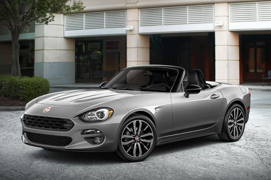 The Urbana Edition is based on the 124 Spider's Classica trim.