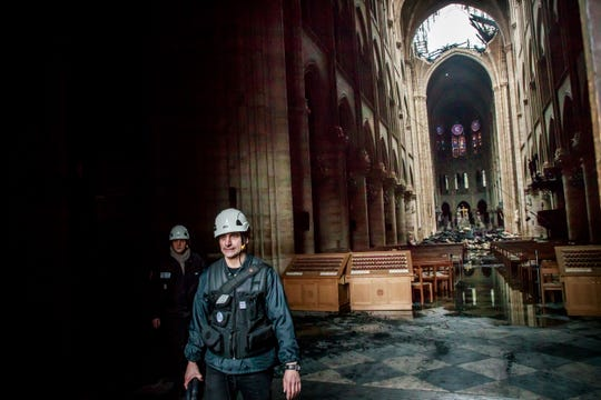 France turns to the restoration of Notre Dame Cathedral.