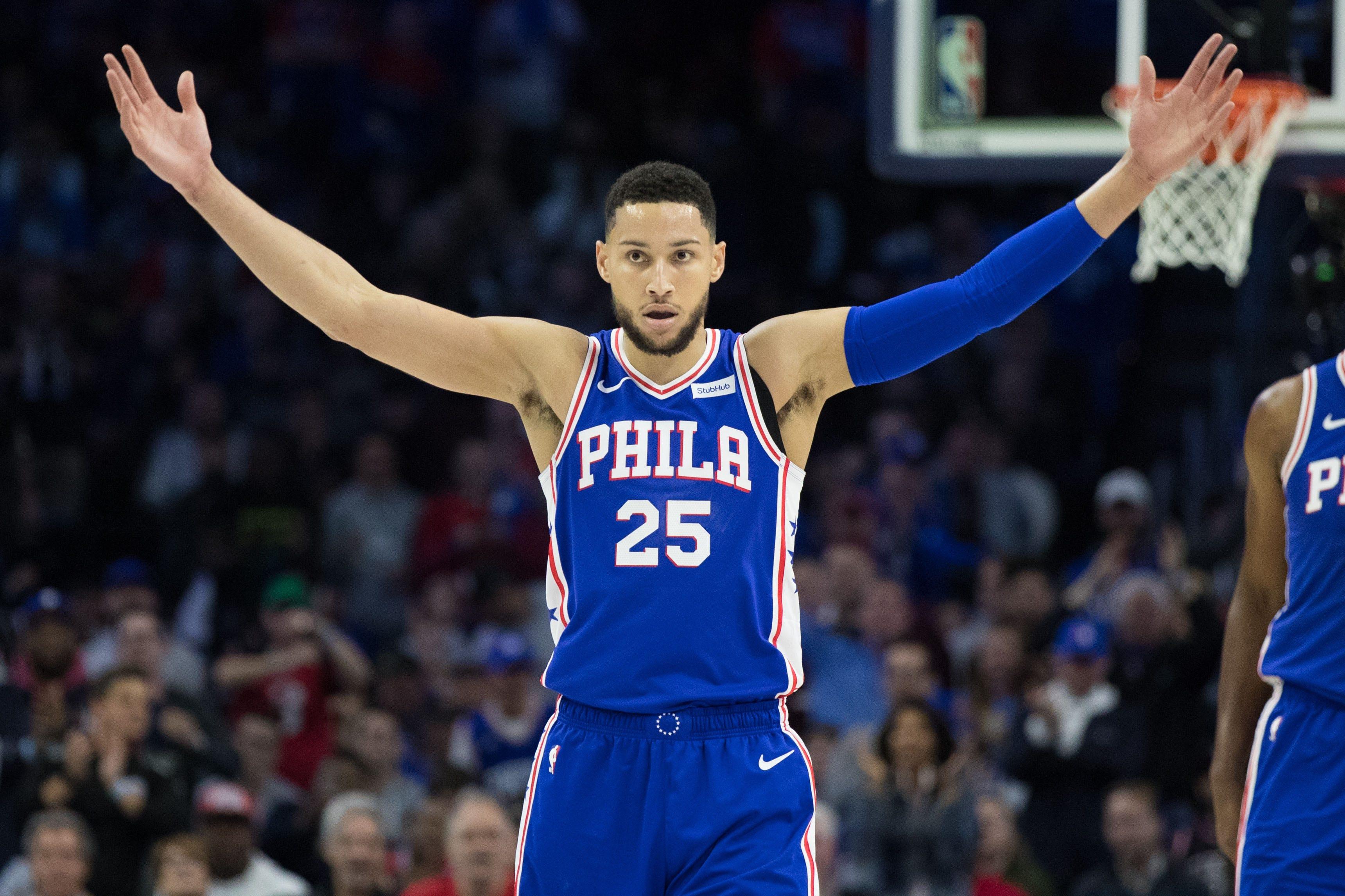 2b5c86bd955 NBA playoffs  Philadelphia looks fine