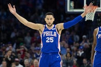 NBA playoffs: Philadelphia looks fine, Boogie Cousins injury does not