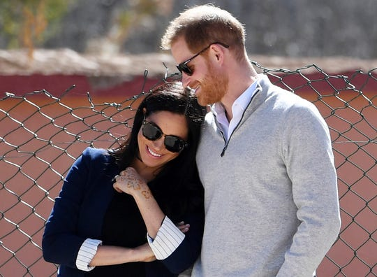 Prince Harry and Duchess Meghan of Sussex have encouraged their fans to make donations to those in need in lieu of sending gifts for their soon-to-be-born royal baby.