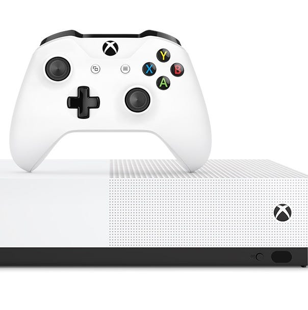 Xbox One gets cheaper with new disc-less $249 One S All-Digital Edition
