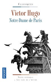 """""""The Hunchback of Notre Dame"""" is again a best-selling book in France."""