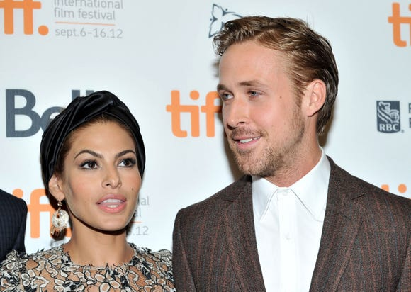 Eva Mendes told Women's Health that Ryan Gosling is the reason she is a mom.