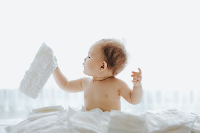 Now through Mother's Day, May 12, Rainbow Child Care Centers and Sweet Cheek Diaper Bank are hosting a diaper drive to benefit area families in need.