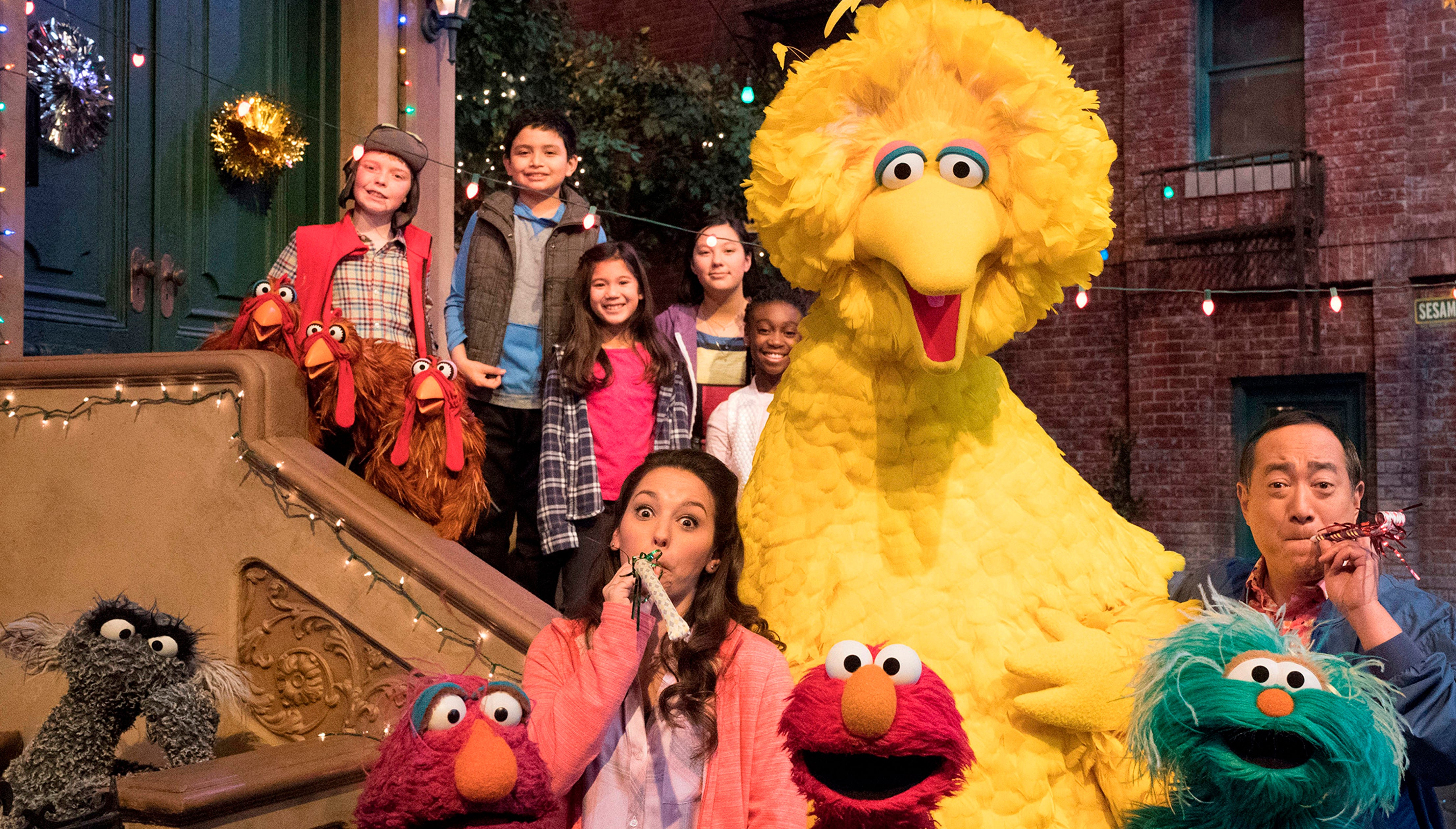'Sesame Street' festivals with your kids' favorite muppets could be coming to your street