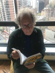 Mike Shatzkin, 72, wound down his business in New York City and two years ago began to devote all his time to fighting climate change, a threat he sees as being apocalyptic to life on Earth if humans don't lower greenhouse gas emissions into the atmosphere.