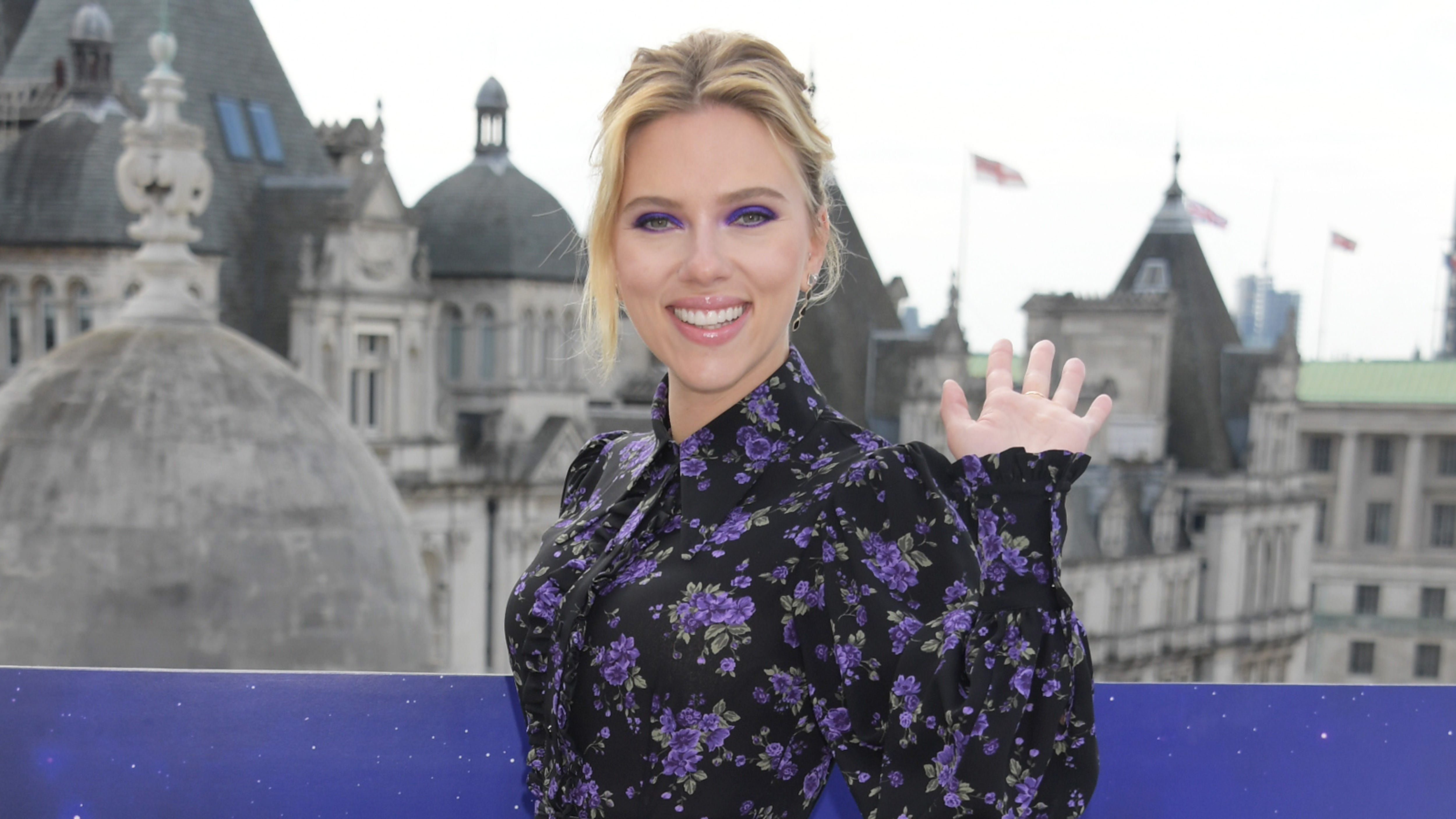 Sorry Black Widow! Scarlett Johansson's daughter loves princesses the most