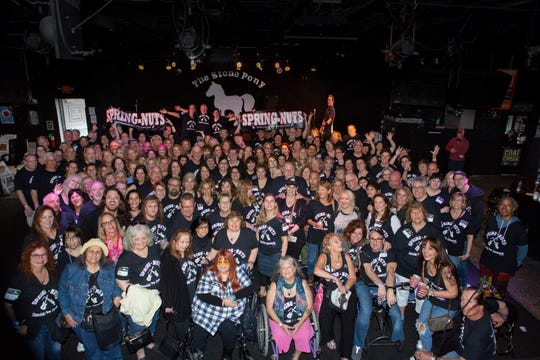 Spring-Nuts at the Stone Pony in 2018.