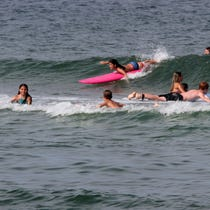 c2756df93bb9 Beaches. Manasquan: Surfing, fishing and more