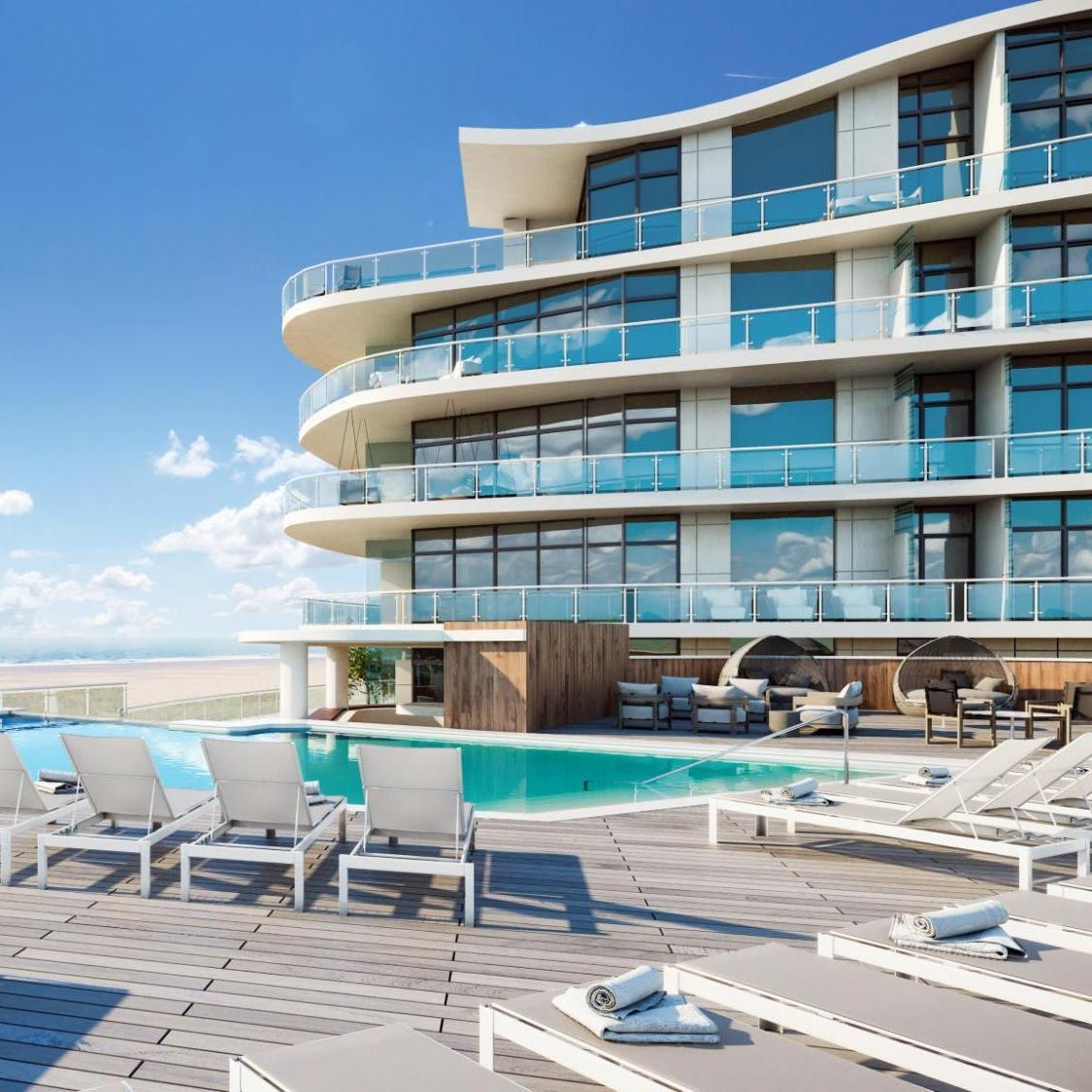 Kushner Cos.' Wave Resort: Inside Long Branch luxury hotel that opens Memorial Day weekend