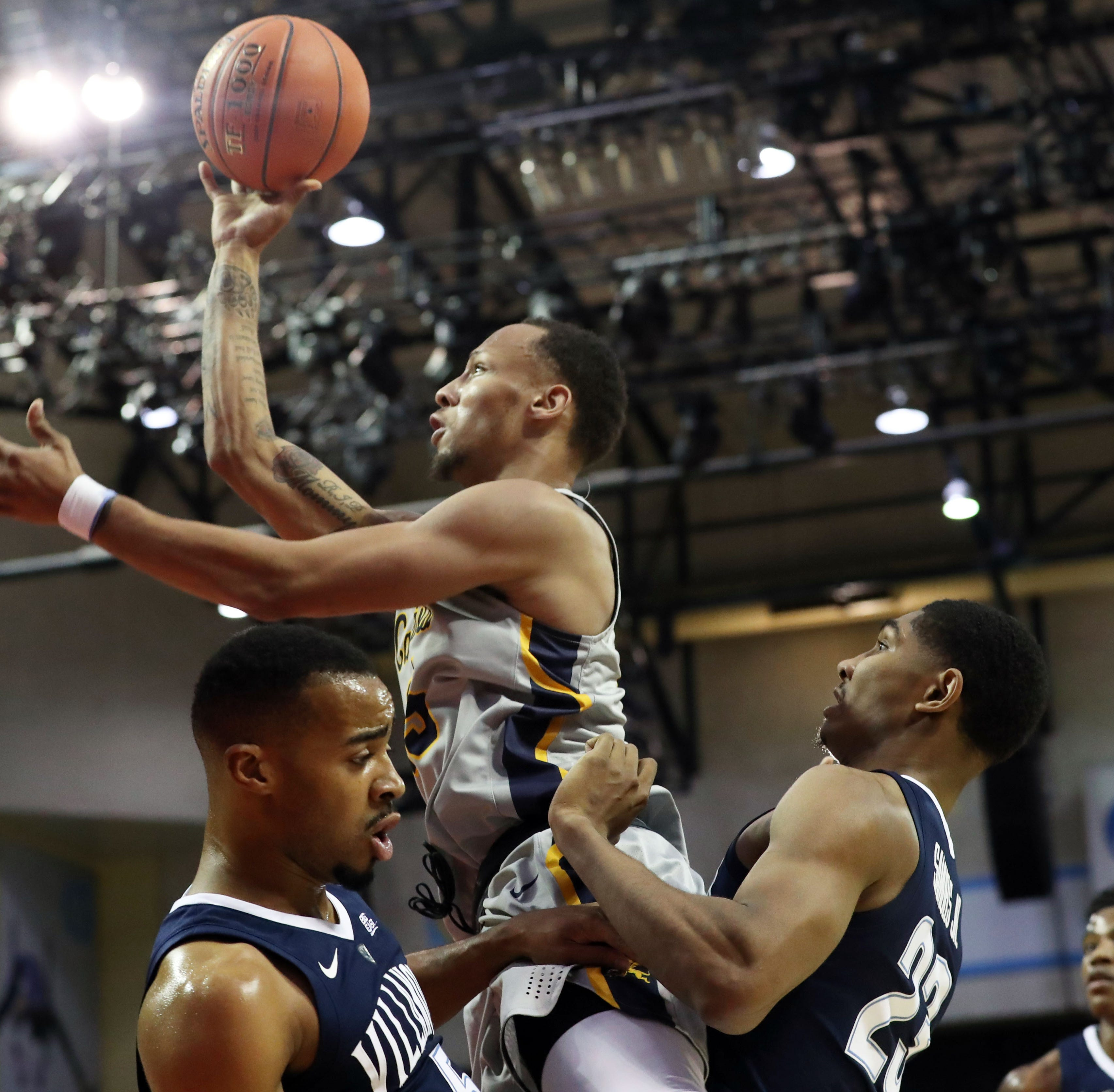 Seton Hall basketball adds Canisius transfer guard Takal Molson