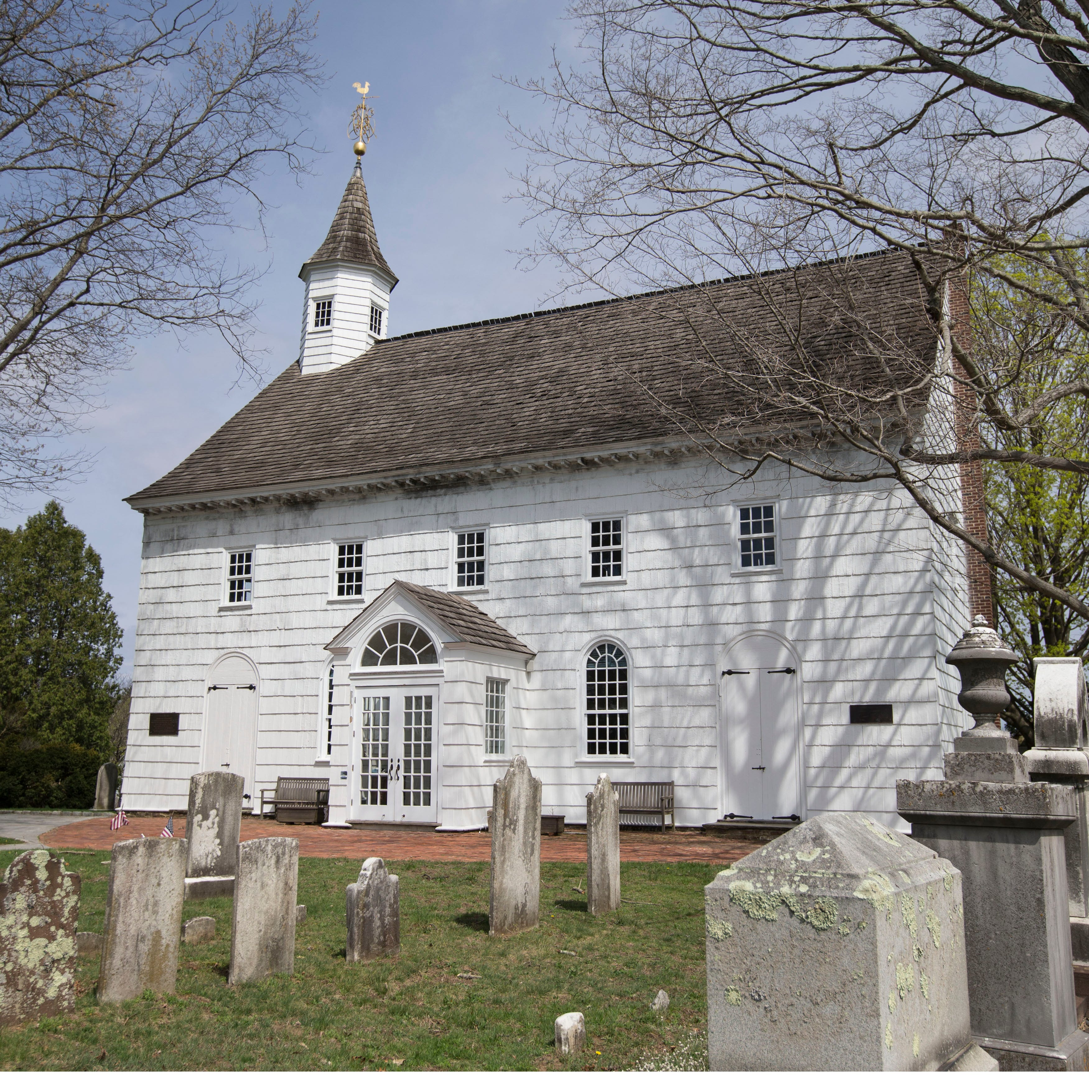 From bloodstained pew to hidden grave, Monmouth County's oldest church tells quite a story