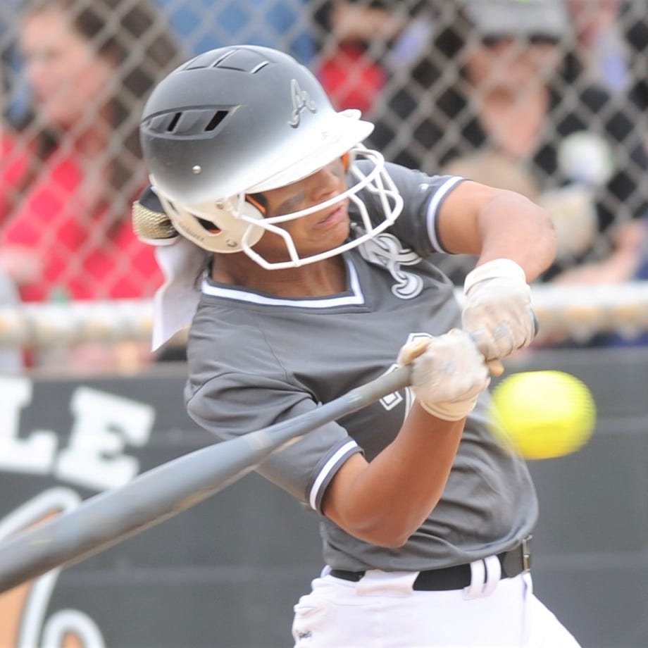Local Player of the Week: Abilene High softball's Alyssa Washington fuels bi-district sweep