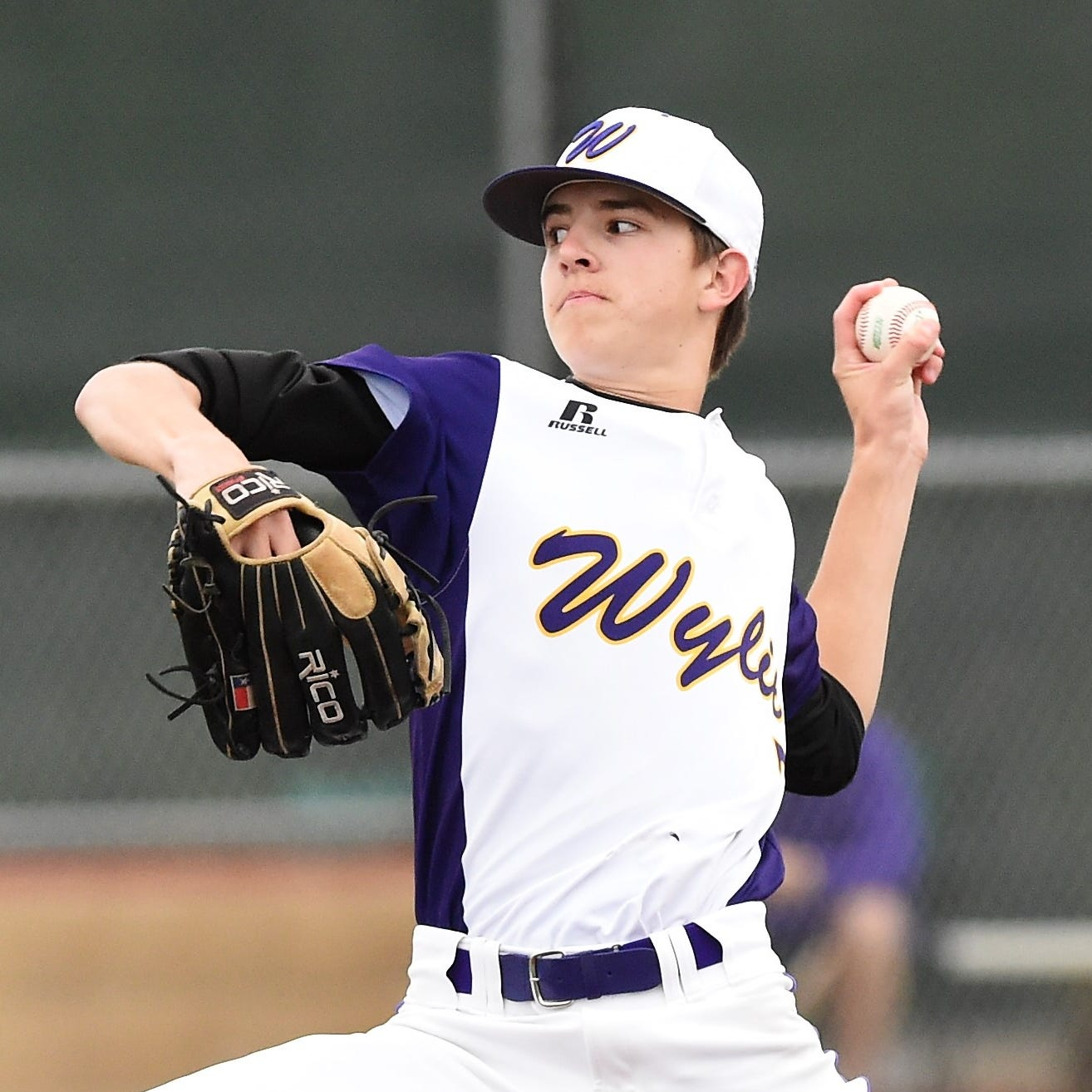 Albus, offense lead Abilene Wylie baseball past Wichita Falls Rider in five innings