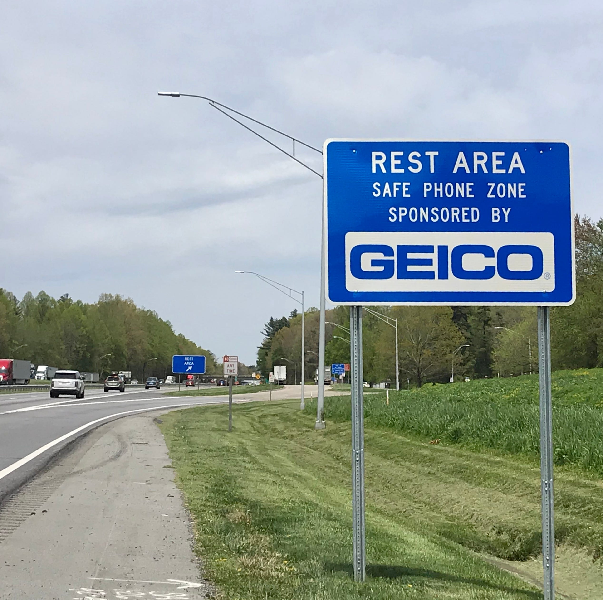 Answer Man: NCDOT rest areas paid for by Geico?