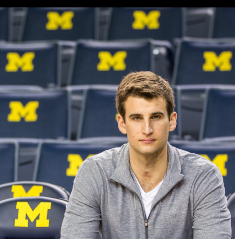 Despite unimaginable tragedy, U-M's Hatch believes his message serves a greater purpose